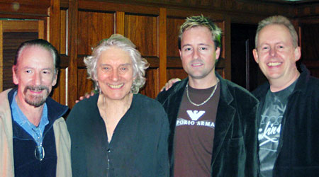 Adrian Payne, Albert Lee, Stuie French, Bob Howe, 2007