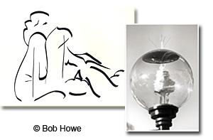Bob's artwork
