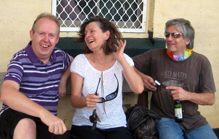 Bob Howe, Anne Kirkpatrick, Michael Vidale