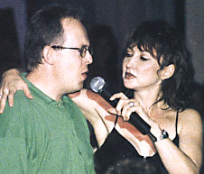 Bob Howe with Pam Tillis