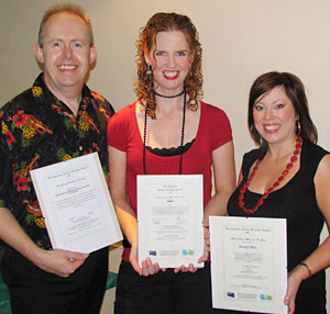 BOB HOWE, TRACY LEE KILLEEN, and NIKKI SWEENEY