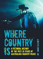 Where Country Is by John Elliott