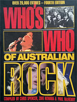 Who's Who Of Australian Rock