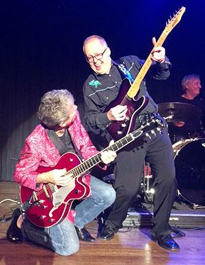 Brian Dean and Bob Howe