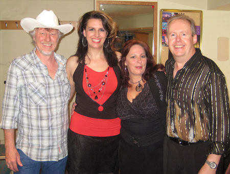 BRYEN WILLEMS, NICKI GILLIS, STACEY MORRIS and BOB HOWE