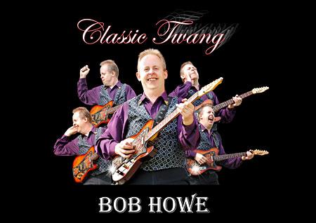 Bob Howe - Colour montage