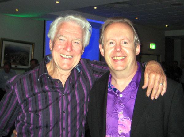 Col Joye and Bob Howe