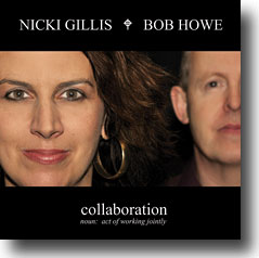 collaboration - CD cover