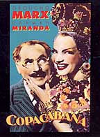 Copacabana movie poster