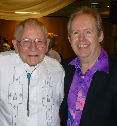 Geoff Mack and Bob Howe, 2012
