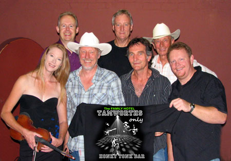 The Honky Tonk Nights Band