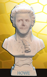 Wolfgang Amadeus...Howe?!