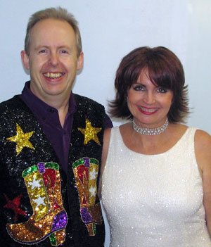 Bob Howe and Karen Beckett