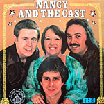 Nancy and The Cast LP 1977