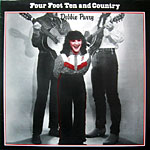 Debbie Parry - Four Foot Ten And Country 1982