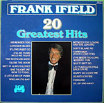 Frank Ifield - 20 Greatest Hits * 1986