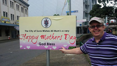 Mother's Day in Suva