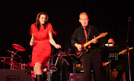 Nicki and Bob at Smithfield RSL