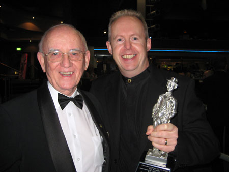 Noel Scanlon and Bob Howe