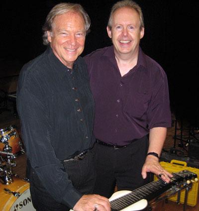 Rob E.G. and Bob Howe