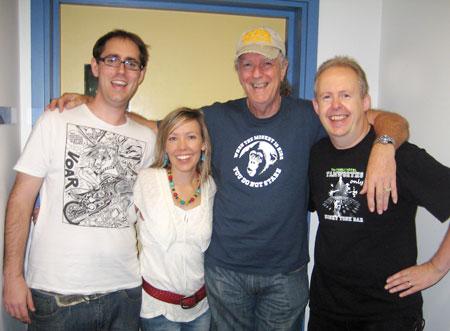 Toby Nutting, Felicity Urquhart, John Nutting, Bob Howe
