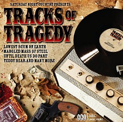 TRACKS OF TRAGEDY cover