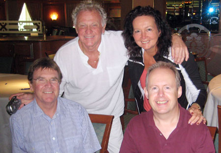 Trevor Knight, Normie Rowe, Maggie Scott, Bob Howe