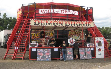 Demon Drome - Wall of Death