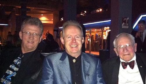 Wayne, Bob & Geoff