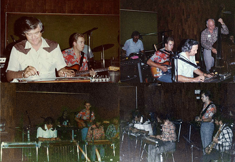 1981 Steel Guitar Convention in Tamworth