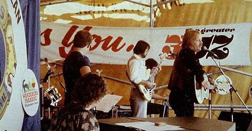 Allan Caswell at Wandong 1982