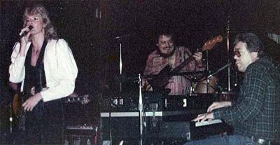 Donita Dey in Nashville 1984