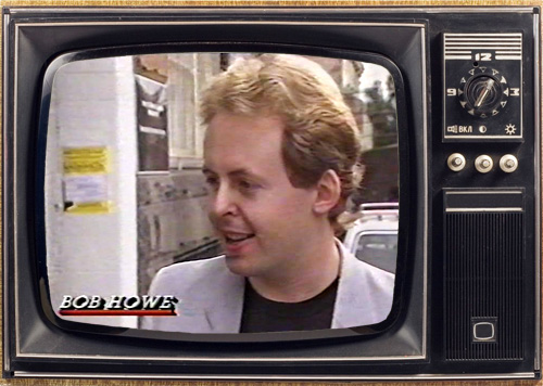 Bob on TV