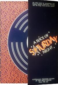 A Slice of Saturday Night program Australia 1992