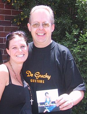 Kasey Chambers and Bob Howe, Tamworth 2002