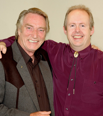 Frank Ifield and Bob Howe 2005