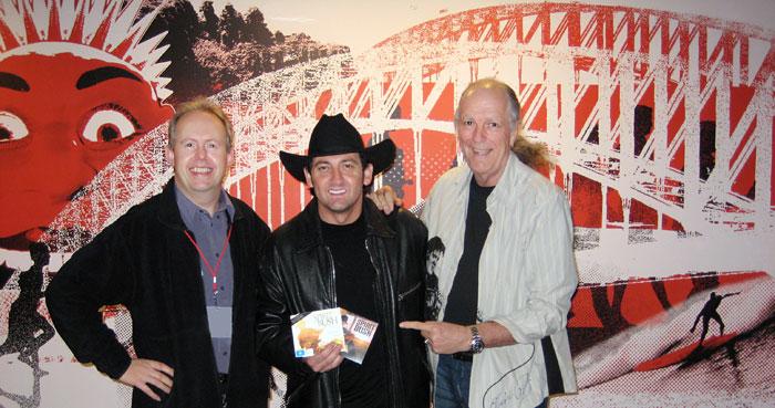 Bob Howe, Lee Kernaghan, John Nutting 2007
