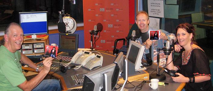 John Nutting, Bob Howe, Sara Storer 2007