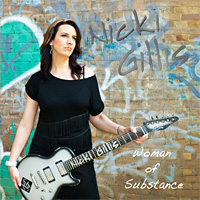Woman of Substance CD cover