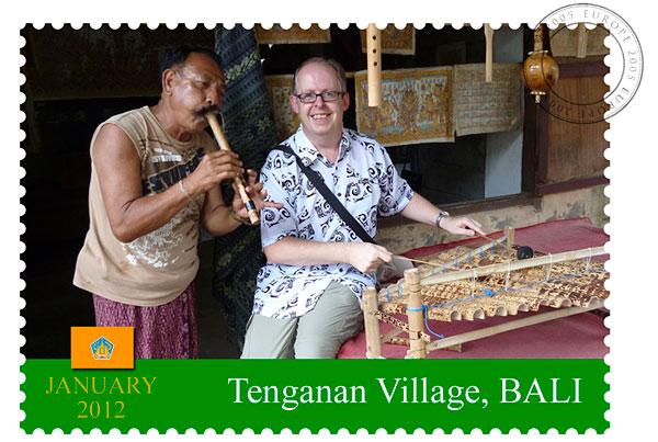 Duetting in Bali