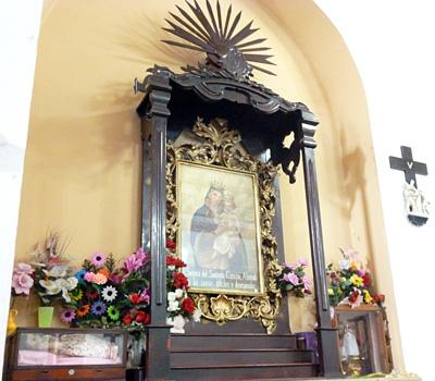 church in Mexico