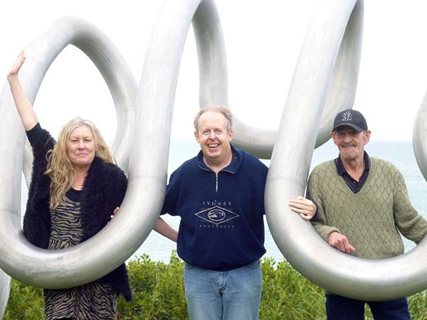Donna, Bob, Gene 2012