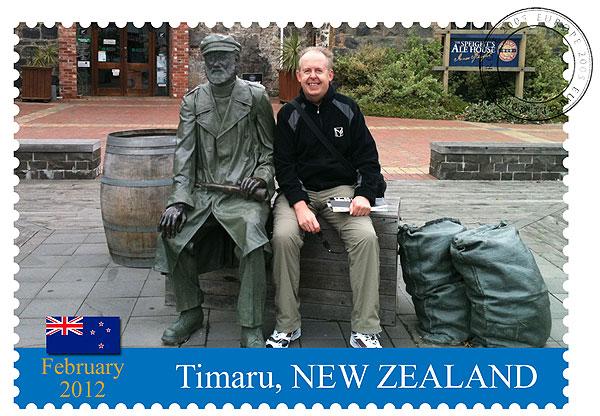 Bob in Timaru