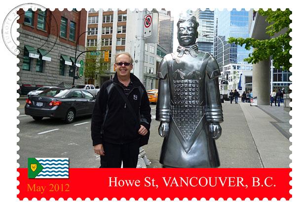 Bob in Vancouver BC - 2012