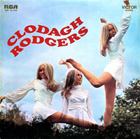 Clodagh Rodgers LP cover