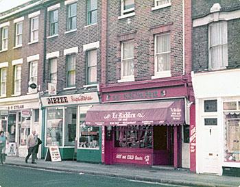 Le Richlieu, Fulham 1977