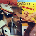 Peter Allen LP cover