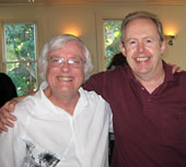 Warren Barnett and Bob Howe 2009
