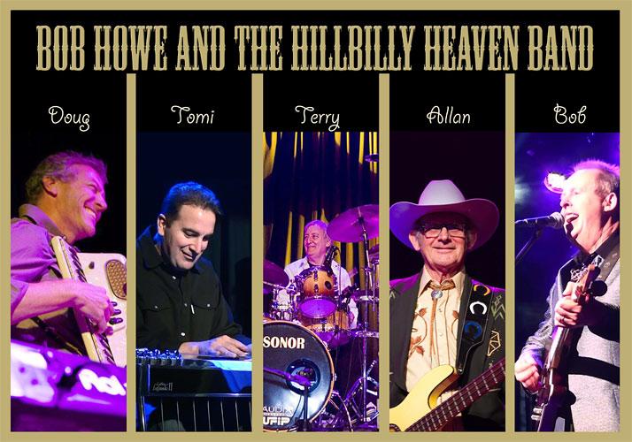 The Hillbilly Heaven Band