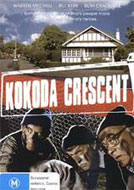 Kokoda Crecent DVD cover